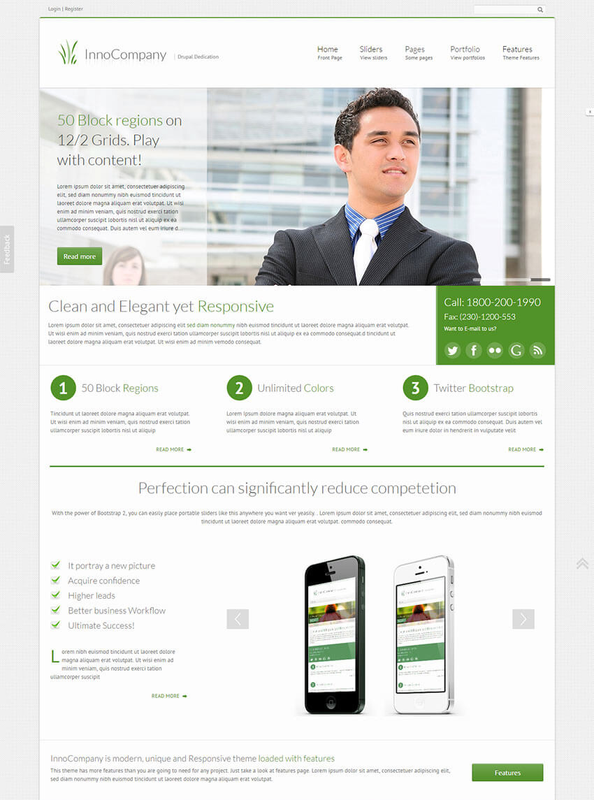 innocompany-drupal-theme-design